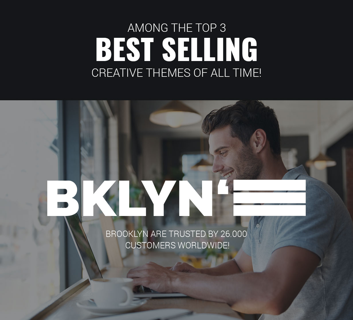 Brooklyn | Creative Multipurpose Responsive WordPress Theme - 4