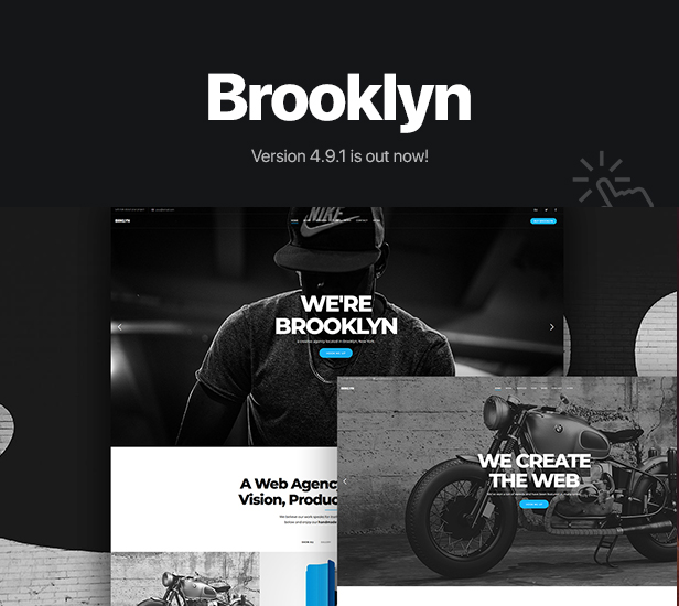 Brooklyn | Creative Multipurpose Responsive WordPress Theme - 1