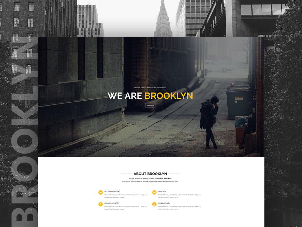 #1 The good old Brooklyn