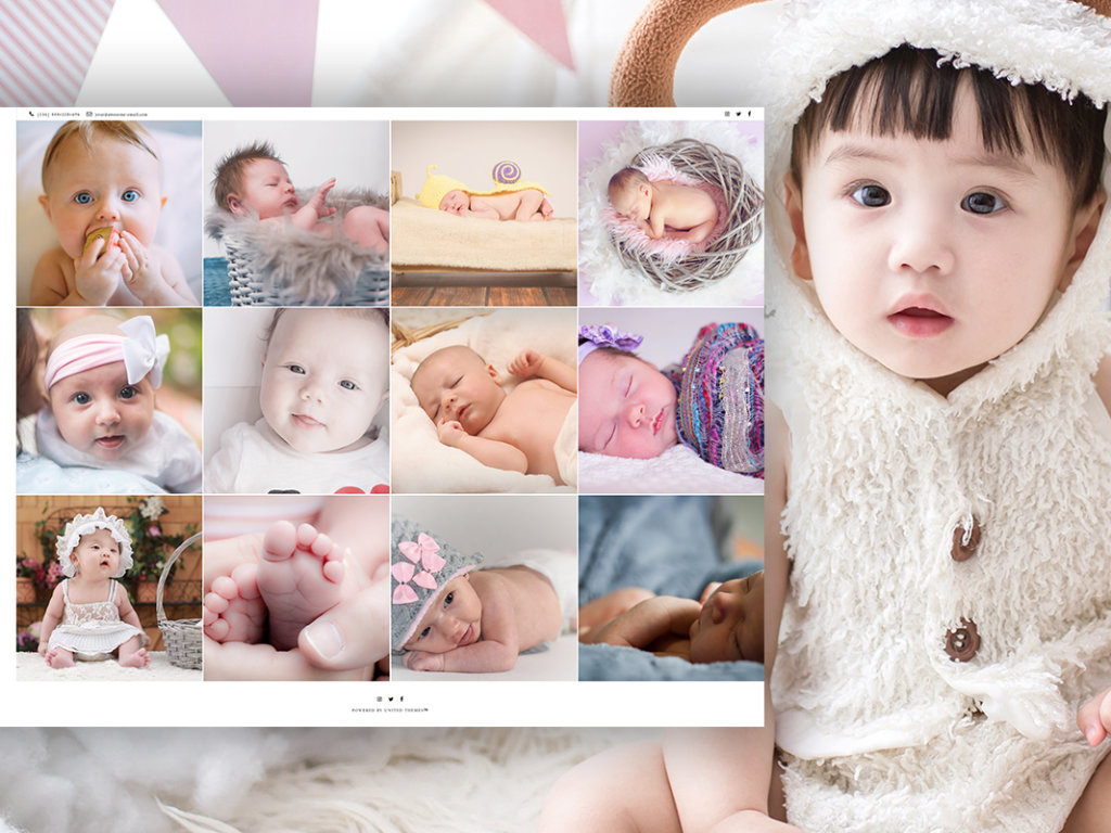 #32 Baby & family photography
