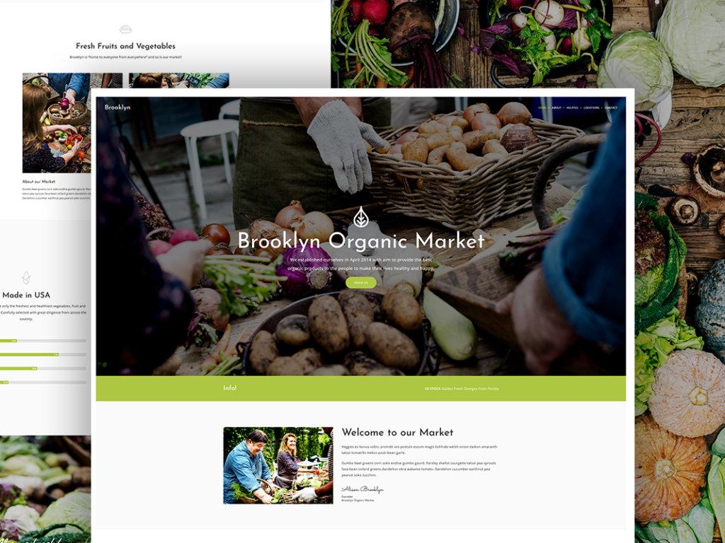 #35 Brooklyn Organic Market
