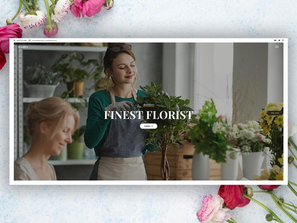 #43 Brooklyn Florist