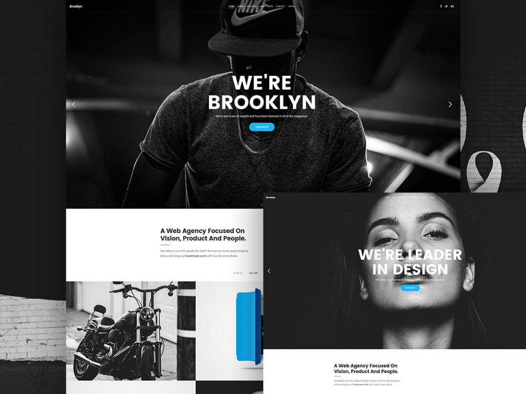 #42 Brooklyn Creative Portfolio